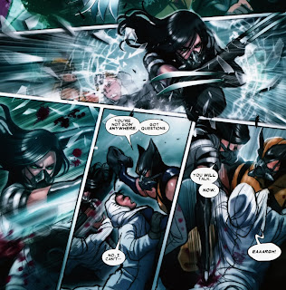 X 23 Gambit X-men Supreme: X-23 #1...