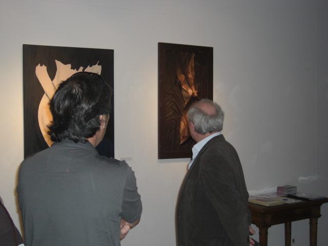 The works of Shqipe and Teresa Duarte
