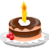 Happy Birthday Wishes Greetings Clipart Cake With Candles