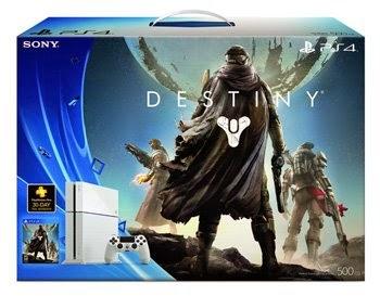 The Destiny PlayStation 4 Bundle