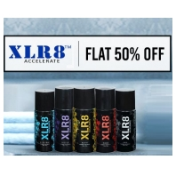 Buy XLR8 Deodorant at Flat 50% OFF :BuyToEarn