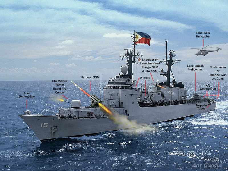 Philippines Military Weapons