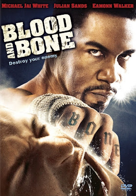 Watch Blood and Bone 2009 BRRip Hollywood Movie Online | Blood and Bone 2009 Hollywood Movie Poster