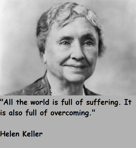 EDUCATION FOR SOLIDARITY The Truth About Helen Keller