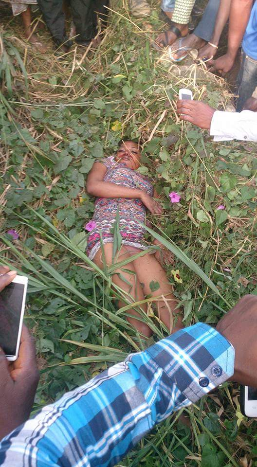 Graphic Photos:Two Girls Found Dead After being Declared Missing in Lagos - Uzombocity blog