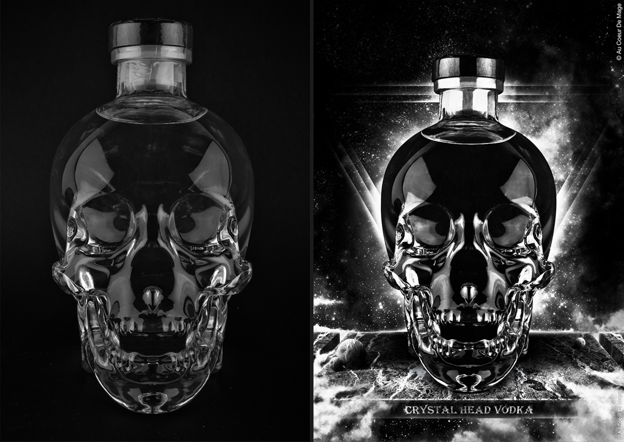 Groove Soul Community: SKULL CRYSTAL HEAD VODKA - MUST HAVE!!