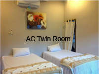 AC Twin Room