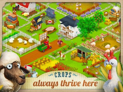 Hay Day 1.22.139 APK Download Full Free