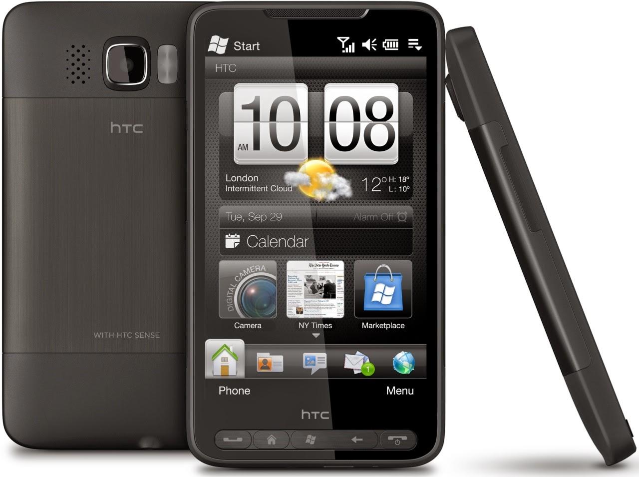 Мобильный телефон HTC HD2 T8585 Black стильный и красивый современный и расширенный функционал