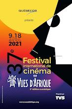 37eFestival international de cinéma Vues d'Afrique