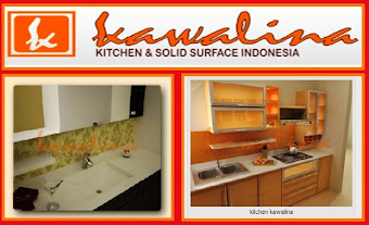 KITCHEN DAN SOLID SURFACE