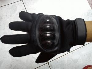 Sarung Tangan Full Batok Fiber