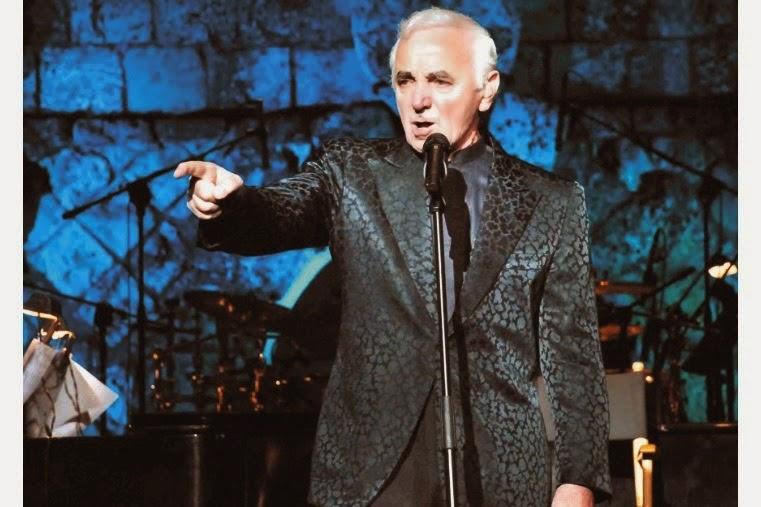 Charles Aznavour. Toda una vida cantando... a la vida