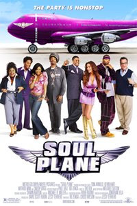 Movie poster from 'Soul Plane'