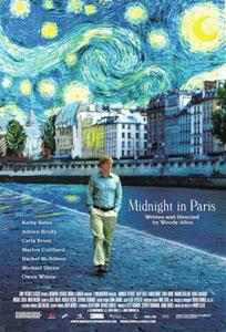 Cartel de Midnight in Paris