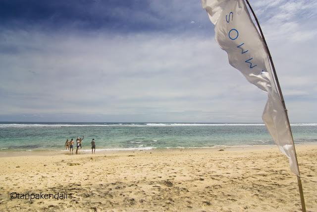 Nammos Beach, Bali, Indonesia