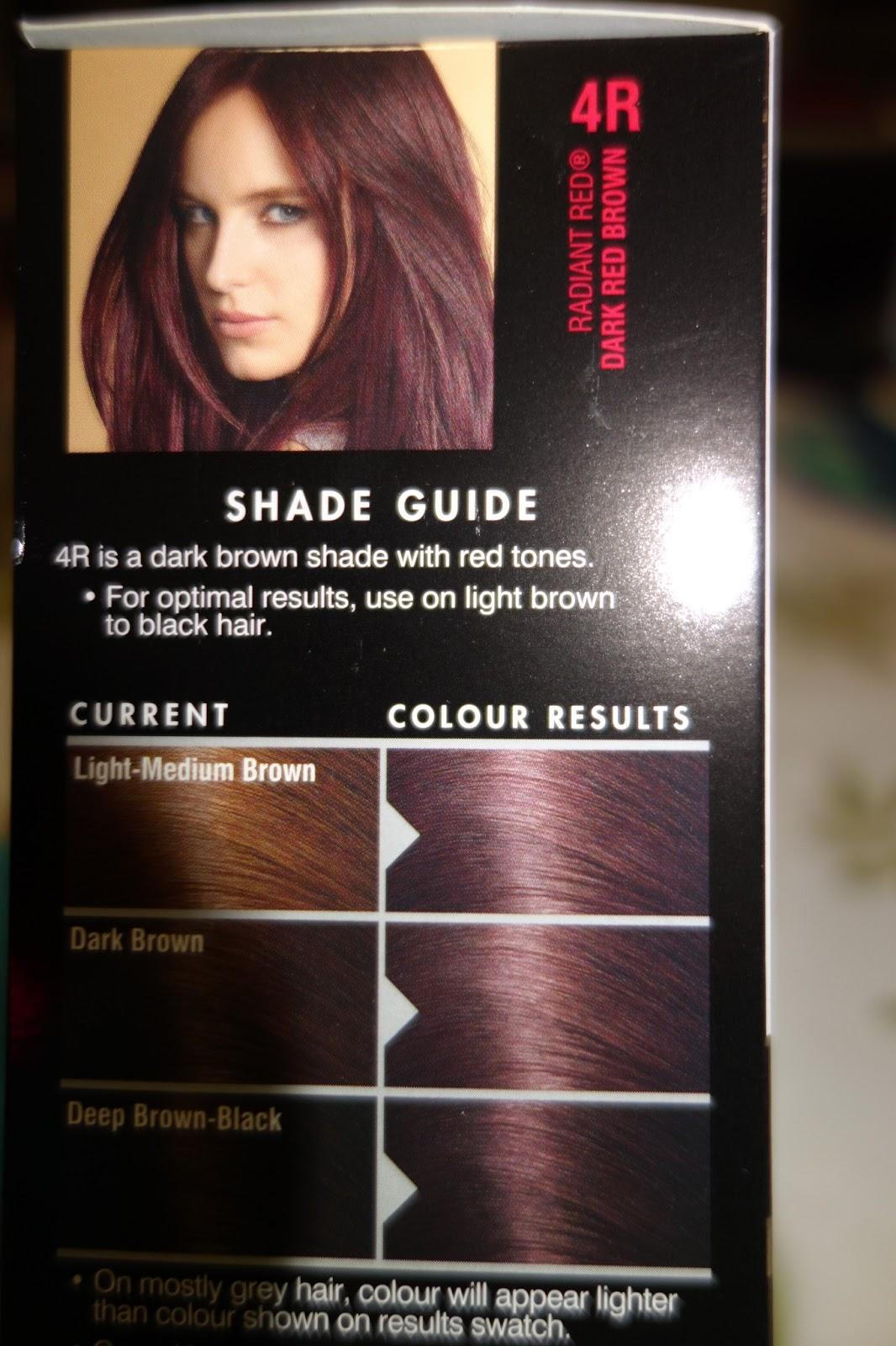 john frieda 4r dark red brown foam love this color