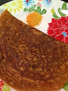 Adai Dosa, Rice lentil crepes