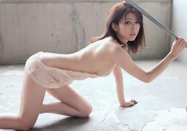 Ảnh gái đẹp HD Arisa Gravure Idol dễ sướng 6