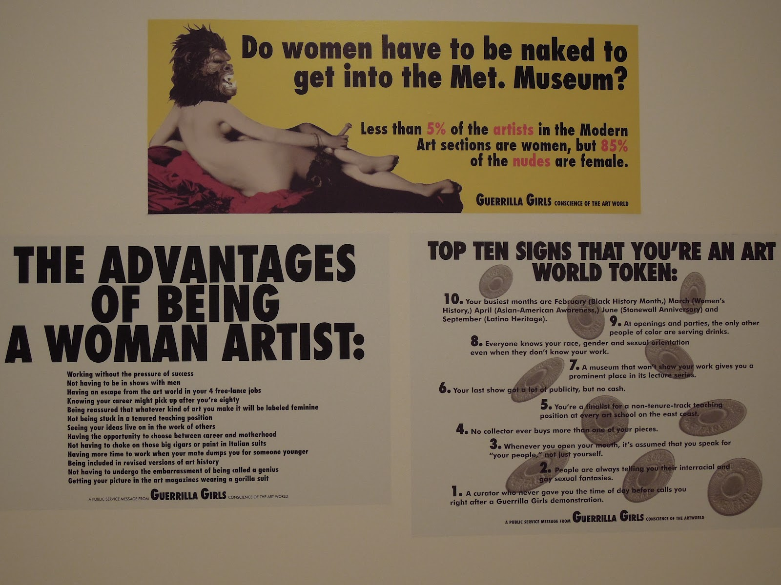 the power of gender in art Feminism & art first things first power relations, stereotypical gender roles, the cult of individual achievement, autonomy, and upward mobility—which mark the.