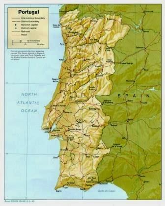 Avente Tile Talk Portuguese Ceramic Tile Architectural History - Portugal map history