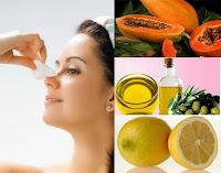 Masti naturale pentru ten cu fructe si legume de toamna