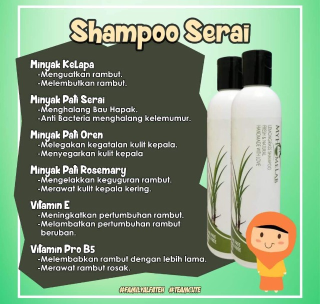 Shampoo Serai