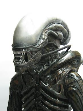 Giger's Alien Life Size 1:1 Bust