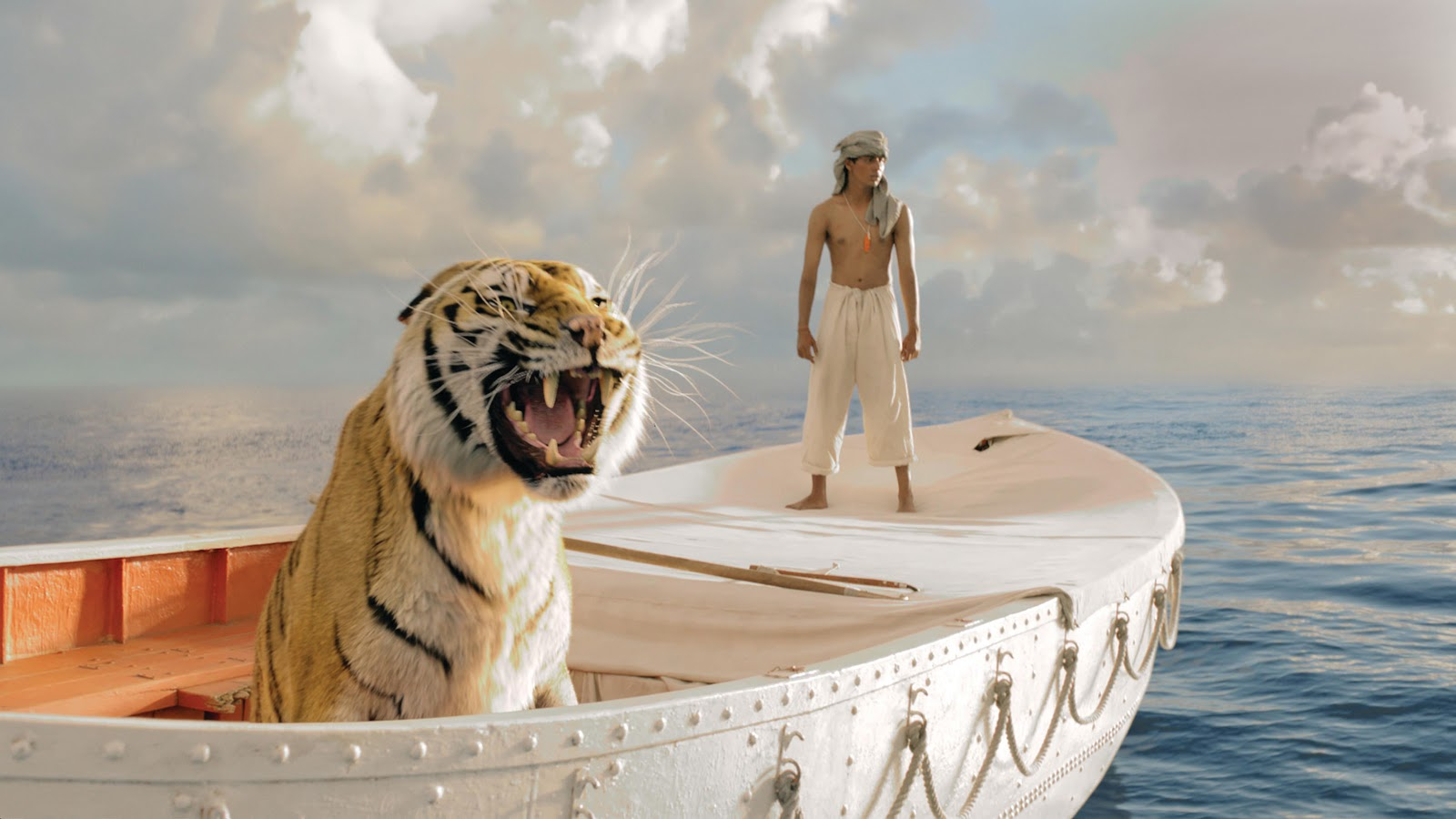 the life of pi s human nature