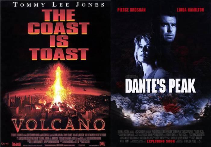 05. Volcano | Dante's Peak – 1997