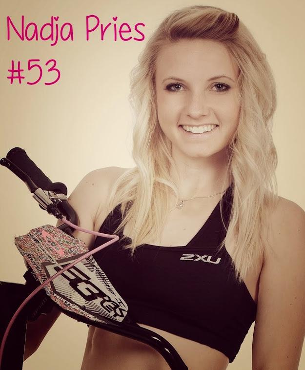 Nadja Pries #53 - BMX