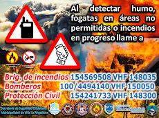 Incendios estructurales, interfase y forestales