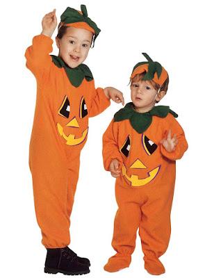 Græskar Kostume til halloween