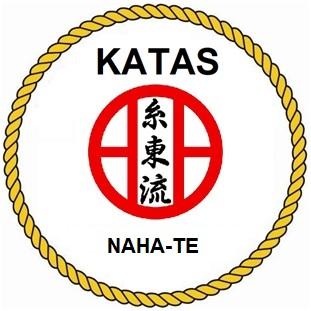 KATAS SHITO RYU NAHA-TE