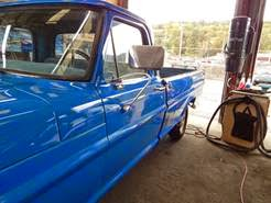 Before & After: bringing a 46 year old truck back to life with auto detailing
