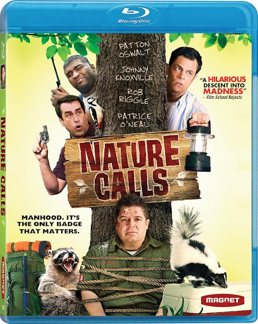 Nature Calls (2012) LIMITED BluRay 720p 550Mb Mkv