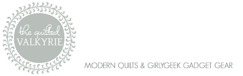MODERN QUILTS & GIRLYGEEK GADGET GEAR