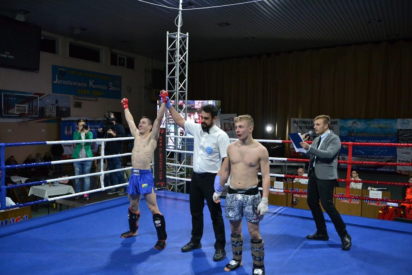 Puchar Polski Low Kick jest nasz !