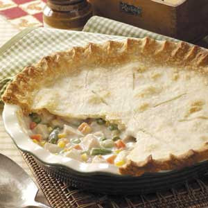 America's Test Kitchen Chicken Pot Pie