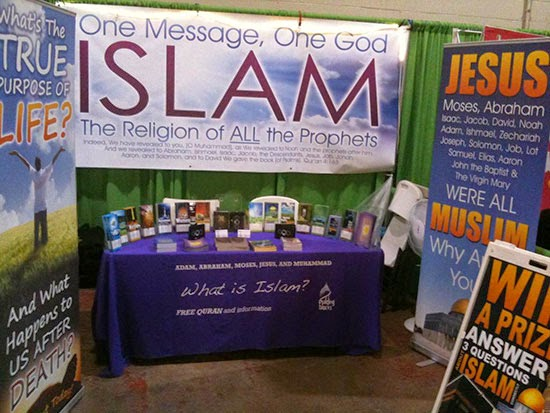Example of dawah