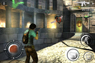 Screenshots of the Shadow guardian HD for Android tablet, phone.