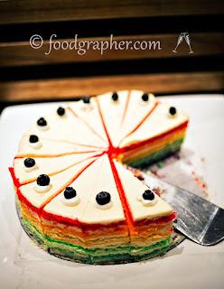 Cake - Arum Manis Buffet at Bumi Hotel Surabaya