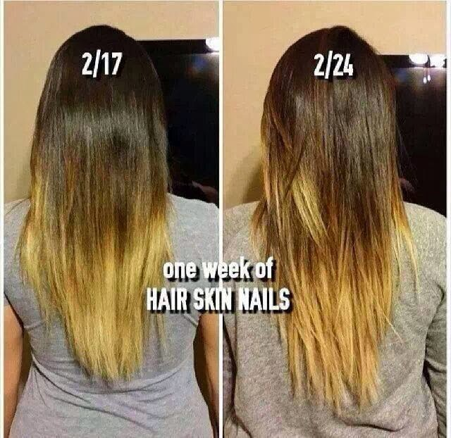 It Works: Hair, Skin & Nails