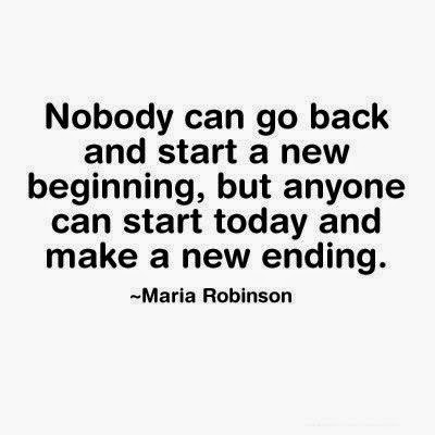 Stop Regretting Over Past & Start A New Life  image