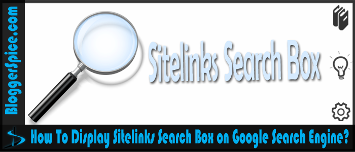 Schema.org markup for sitelink search box