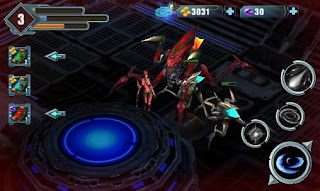 Screenshots of the Angel avenger 3D: Zergs coming 2 for Android tablet, phone.