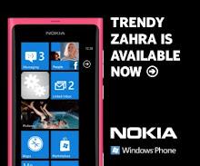 Trendy Zahra ♥ Nokia