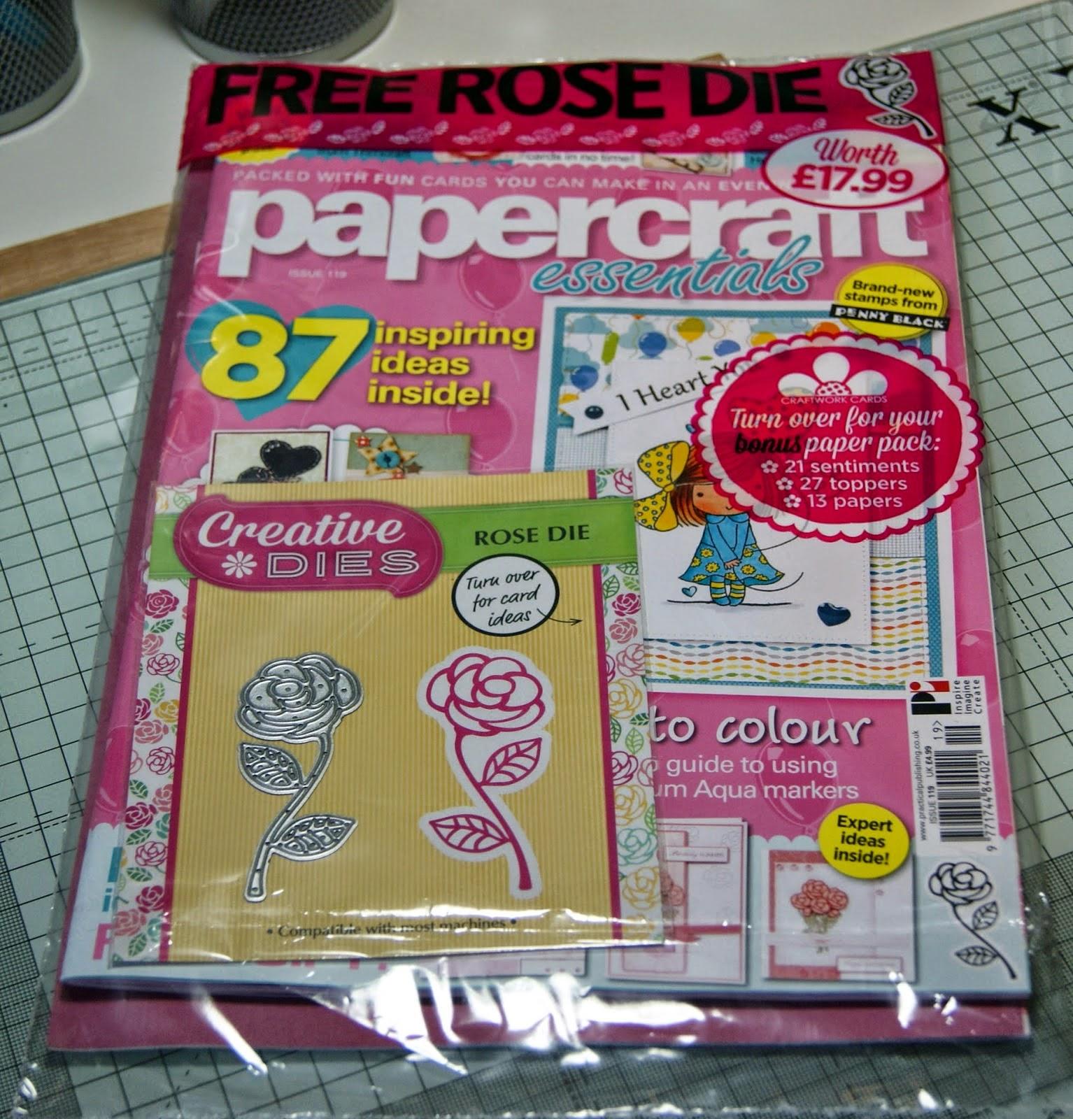 Liz's Magazine Giveaway