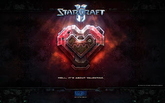 #15 Starcraft Wallpaper
