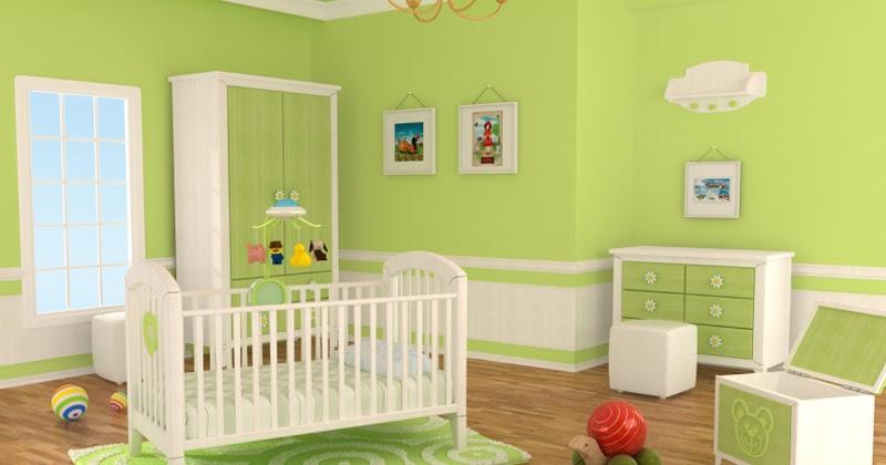 photo chambre b b vert pistache b b et d coration. Black Bedroom Furniture Sets. Home Design Ideas